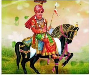 राजस्थान के लोकदेवता : पाबूजी