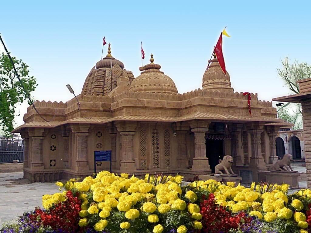 दधिमति माता मंदिर