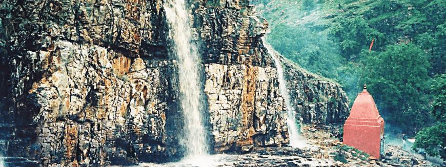 मांडलगढ़ में गुप्तेश्वर महादेव का मंदिर