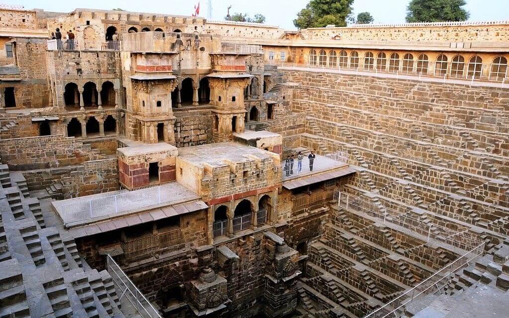 राजस्थान में जल संचय कलात्मक स्थापत्य