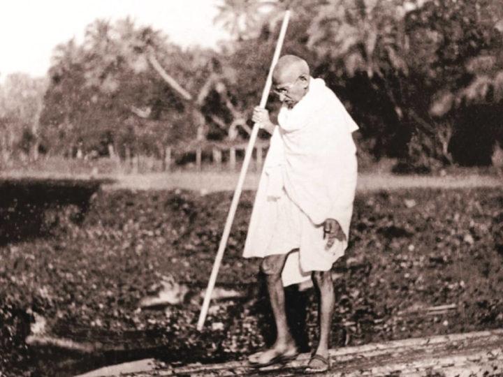 महात्मा गाँधी के जीवन की प्रमुख घटनाएं ।