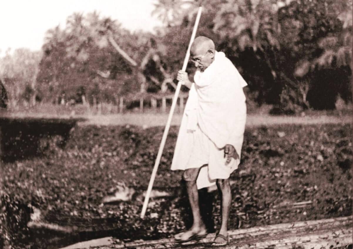 महात्मा गाँधी के जीवन की प्रमुख घटनाएं