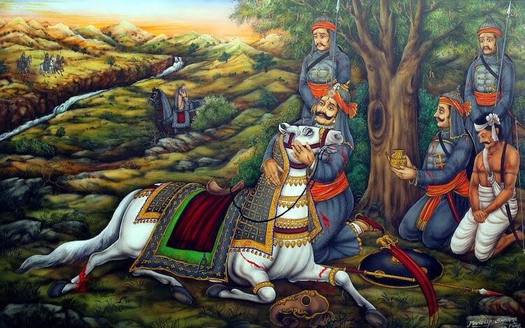 राजस्थान का मध्यकालीन इतिहास