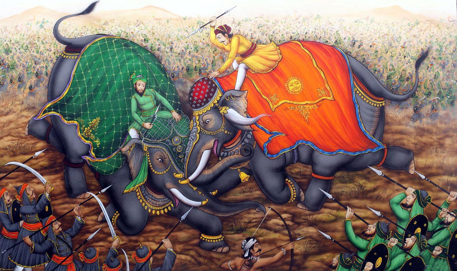 राजस्थान के महान व्यक्तित्व