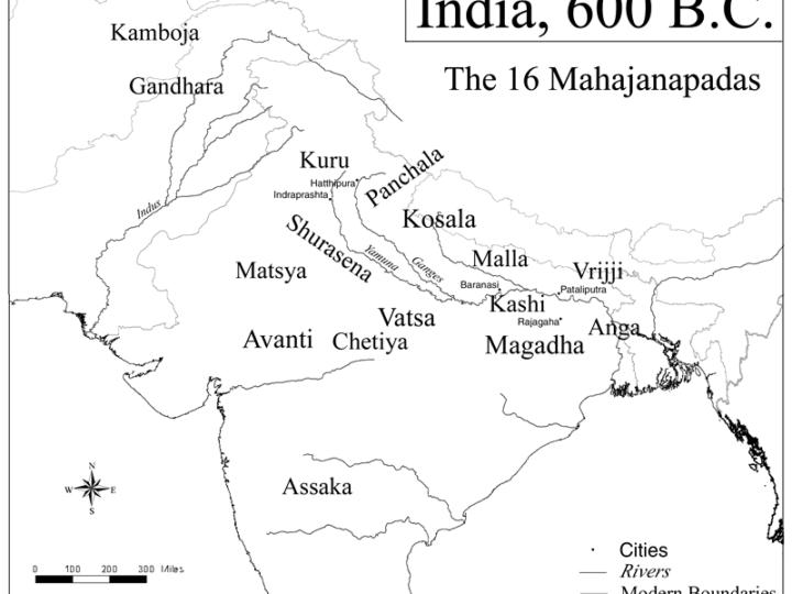 महाजनपद काल में राजस्थान | जनपद