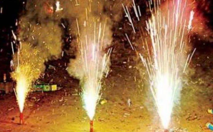 राजस्थान में पटाखों की बिक्री पर रोक