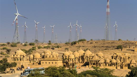 राजस्थान के विद्युत ऊर्जा स्त्रोत, संसाधन एवं क्षमता